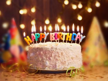 岡山の誕生日ケーキ